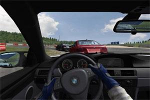 Inside BMW M3