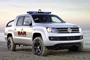 VW Pickup concept
