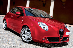 The new Alfa Romeo Mito is out this month