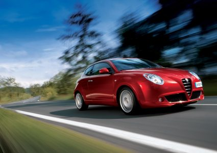 Alfa Romeo Mito (click to enlarge)