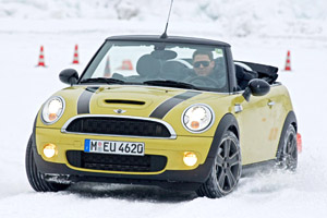 Is the Mini Convertible cool?