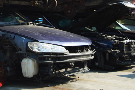 More drivers are scrapping their old cars to get new ones