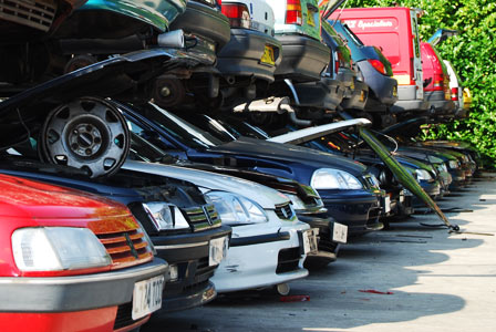Another 100,000 cars are heading for the scrapyard