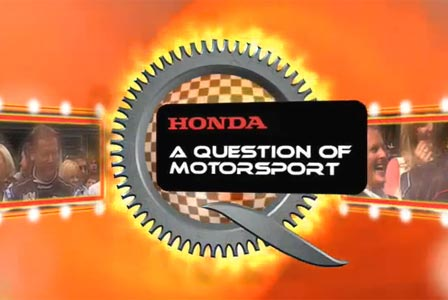 A Question of Motorsport