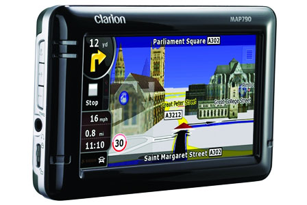 Hoping to find a sat nav in your stocking?