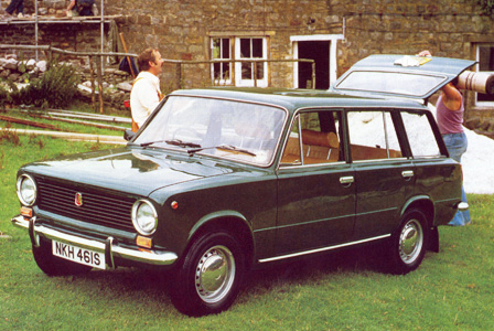 The Lada 1500 Estate