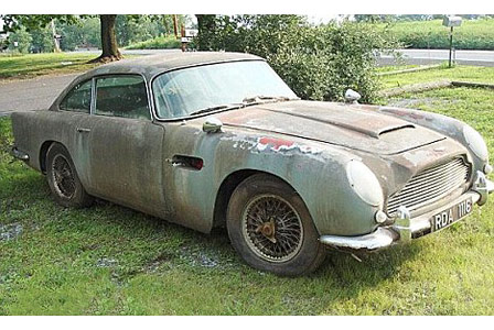 Aston Martin on Aston Martin Db5 1964