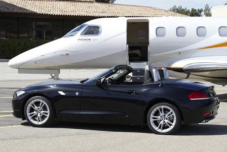 BMW Embraer