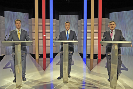 The televised debate