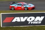 Dan Brown/Chris Hyman - Chad Racing Ferrari 430 Scuderia