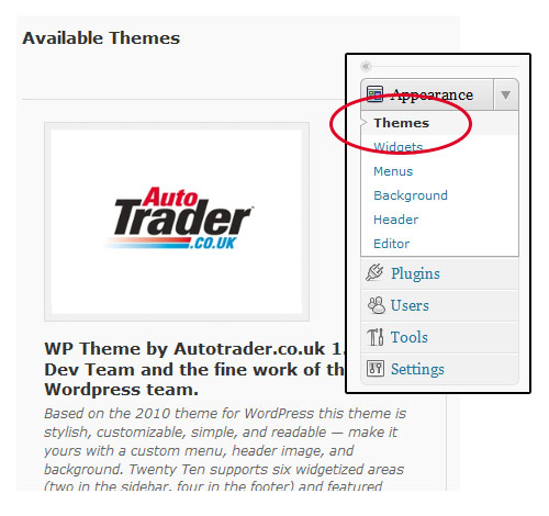 autotrader-WP-theme-1